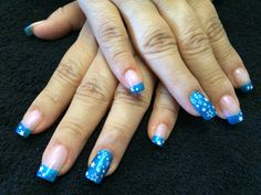 OPI DO You SEA WHAT I SEA WITH STAR ACCENTS