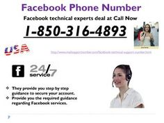 wow! How to make your own blog by dialing Facebook Phone Number 1-850-316-4893? Do you want to write your own blog? Don't you know the procedures? Don't worry! Our tech geeks are just one call away from you. So, make a call on our toll-free Facebook Phone Number 1-850-316-4893 and get linked up with our tech specialists. We make sure that you will be provided with the cent-percent solution for your queries by our techies…