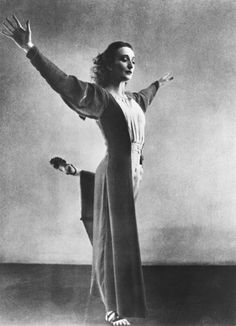 Doris Humphreys, modern dance pioneer