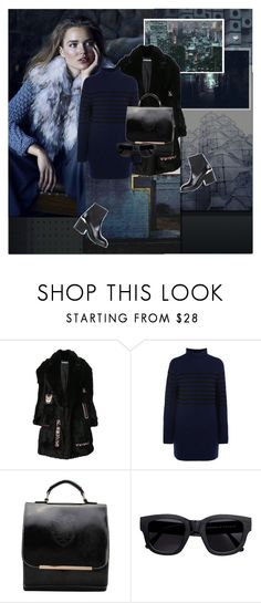 """...."" by margarita96 ❤ liked on Polyvore featuring Hyein Seo, Topshop Unique and Acne Studios"