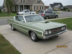 1969 Ford Torino GT Sportsroof