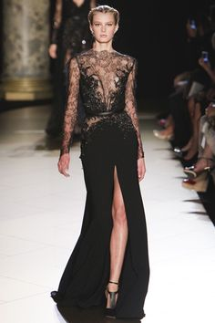 Elie Saab, AW 2012-13, Couture, Look 2