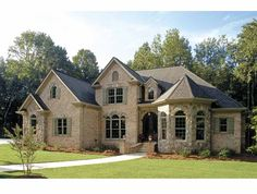 eplans french country house plan timeless style 3618 square feet and 5 bedrooms from eplans house plan code - Rustic French Country House Plans