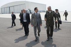 Confirman visita de Secretario de la Defensa Nacional    http://ift.tt/2r6rBSM