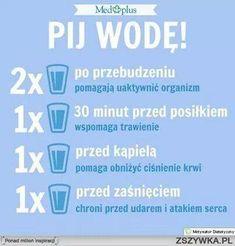 Znalezione obrazy dla zapytania pij wodę
