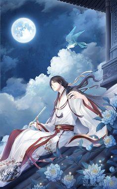 Nikki: Leader of Vermilion Bird Family, Hanfu Style, Celebration of the Lunar Chinese New Year 2017