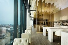 Sip cocktails in the clouds at Cloud 23 - Manchester Deansgate