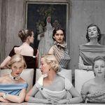 Amazing black and white photos recolorized