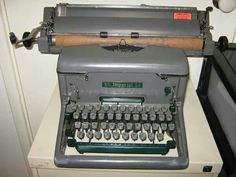 1000 images about old office equipment on pinterest typewriters