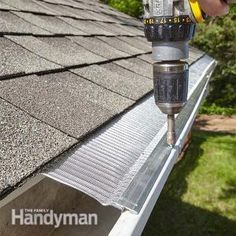 The Best Gutter Guards for Your Home - Cleaning out gutters is a miserable, messy, stinky job. Installing gutter guards could put that headache behind you, but how the heck are you supposed to know which type to buy?