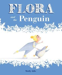 In this frosty follow-up to the Caldecott Honor book, Flora and the Flamingo, Flora takes to the ice and forms an unexpected friendship with a penguin.
