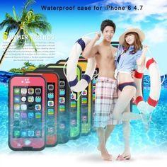 2.PhoneProof [Ultimate Final Verison] iPhone 6 Waterproof Case