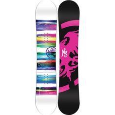 Never Summer Onyx Snowboard - Women\\\'s