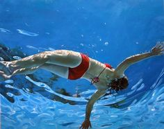 Hyper Photo-Realistic Painting