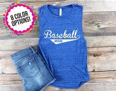 Tote Bag Baseball Mom Softball Mom Baseball mom shirt