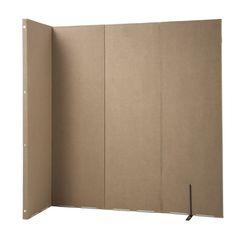 VersiFold Portable Acoustical Room Divider / Studio Partition