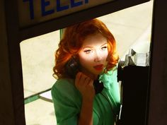 "Alex Prager, ""'Despair' Film Still #2,"" 2010."