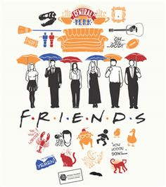 friends tv show Friends Tv Show, Tv: Friends, Friends Tv Quotes, Serie Friends, Friends Poster, Best Friends Funny, Friends Forever, Ross Geller, Chandler Bing