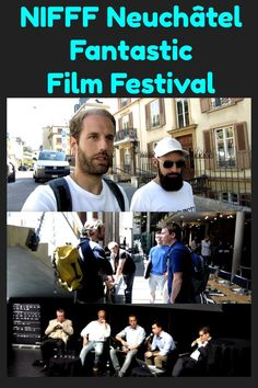 NIFFF Neuchâtel International Fantastic Film Festival 2017 symposium imaging the future Festival 2017, Film Festival, All Video, Tv, Videos, Movie Posters, Movies, Fictional Characters, Image