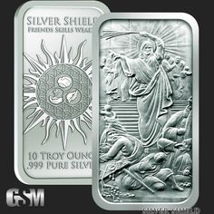 silver bars clearing the temple bars | 10 oz Jesus Clears the Temple Silver Bullion Bars .999 Fine - Golden ...