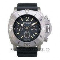 Panerai Luminor Submersible Crono 1000m Reloj PAM 00187