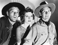 Lon Chaney Jr, Betty Field and Burgess Meredith (Of Mice and Men) ║ #hollywood #movies