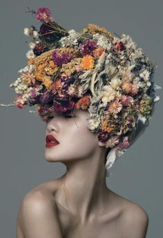 """"""" Spring blooms source: http://www.vogue.com/ """""""