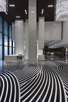 Mandarin Oriental Guangzhou, China designed by Tony Chi, Best Interior Design, Top Interior Designers, Home Decor Ideas, Decor Tips, Contemporary design. For More News: http://www.bocadolobo.com/en/news-and-events/