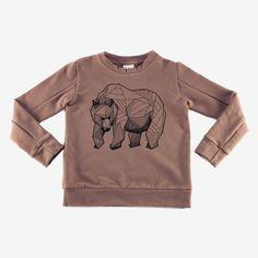 Graphic Bear Sweatshirt