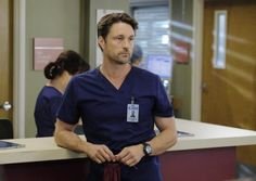 Martin Henderson teases a bit about the romance ahead for Meredith and Nathan.  Are you excited to see this Grey's Anatomy relationship develop?