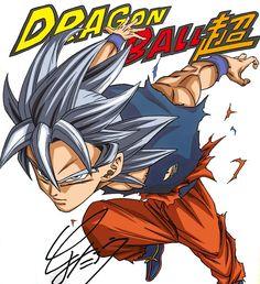 'Dragon Ball Super' Illustrator Reveals New Take on Ultra Instinct Goku Goku Y Vegeta, Son Goku, Dragon Ball Z, Super Manga, Manga Dragon, Epic Characters, Dragon Images, Otaku, Fan Art