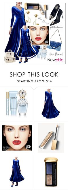 """""""#newchic"""" by bellamonica ❤ liked on Polyvore featuring Stella & Dot, Marc Jacobs, Burberry, Guerlain, chic, New and newchic"""