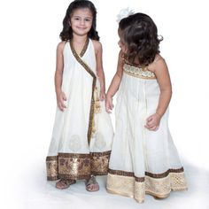 Pakistani designer - Nida Azwer kids