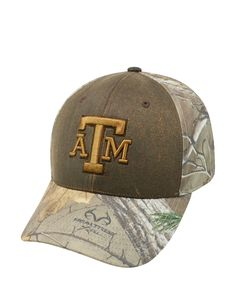 low priced be511 8e120 Texas A M University Aggies Realtree® Camo Cap   Stage Stores Camo Hats,  Stage Stores