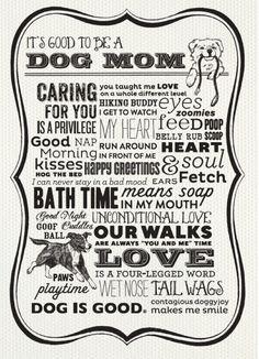 ~dog mom~