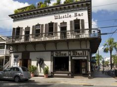 Whistle Bar / The Bull bars, Duval St Key West FL