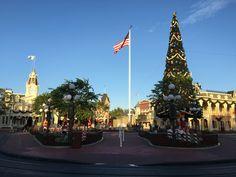 The Magic Kingdom in Walt Disney World Florida