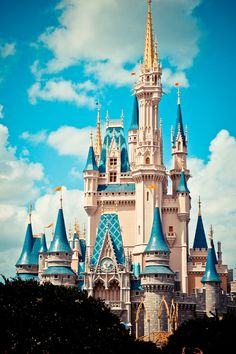 """Some girls may say.....""""I want to live happily ever after"""".....others.......""""Forget the prince, I want the castle!"""""""
