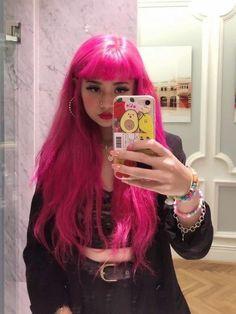 Remy Human Hair, Human Hair Wigs, Pretty Hairstyles, Wig Hairstyles, Short Grunge Hair, Arctic Fox Hair Color, Arctic Fox Dye, Hair Streaks, Dyed Hair