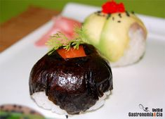 Recetas de sushi para una comida japonesa