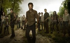 Is The Walking Dead the best Program of the Year? Well TCA may say so!