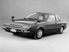 Nissan Pulsar EXA-E 1500 (N12) '04.1982–09.1986