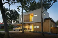 Tree House by Matt Fajkus Architecture (14)