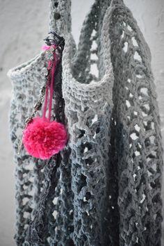 Cute Crochet bag :)