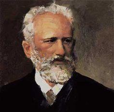 ...Piotr Ilich Tchaikovsky