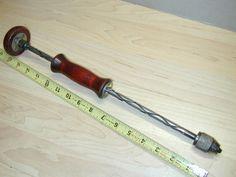 Goodell & Pratt #101 Push Drill