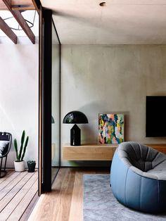 indoor outdoor living | schulberg demkiw architects