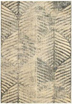 Safavieh 'Vintage' VTG111-110 area rug in light gray - modern shabby chic look