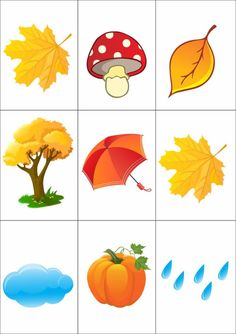 Autumn Activities For Kids, Fall Crafts For Kids, Preschool Puzzles, Preschool Activities, Autumn Crafts, Autumn Art, Emotions Preschool, Preschool Weather, Fall Games