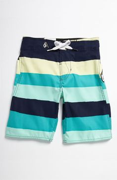 Board shorts for the lil man